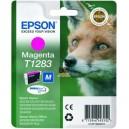 Cartouche jet d'encre magenta pour epson magenta C13T12834011 marque EPSON