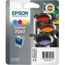 Cartouche jet d'encre couleur C13T041040 marque EPSON