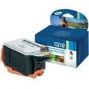 C210 cartouche jet d'encre 3 couleurs  marque SAMSUNG pour imprimante CJX