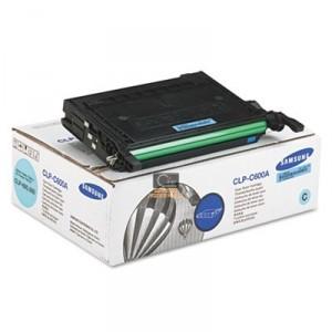 Cartouche Toner laser cyan CLP-C600A marque SAMSUNG
