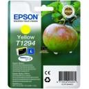 Cartouche jet d'encre yellow pour epson jaune C13T12944011 marque EPSON