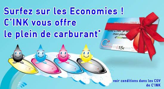 Surfez sur les économies