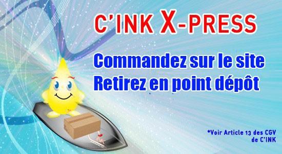 Service C'INK X-Press